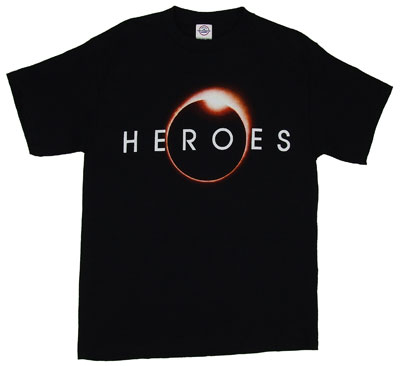 Heroes Eclipse - Heroes T-shirt      