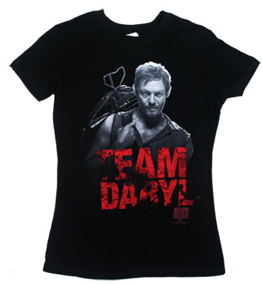 Team Daryl - Walking Dead Juniors T-shirt