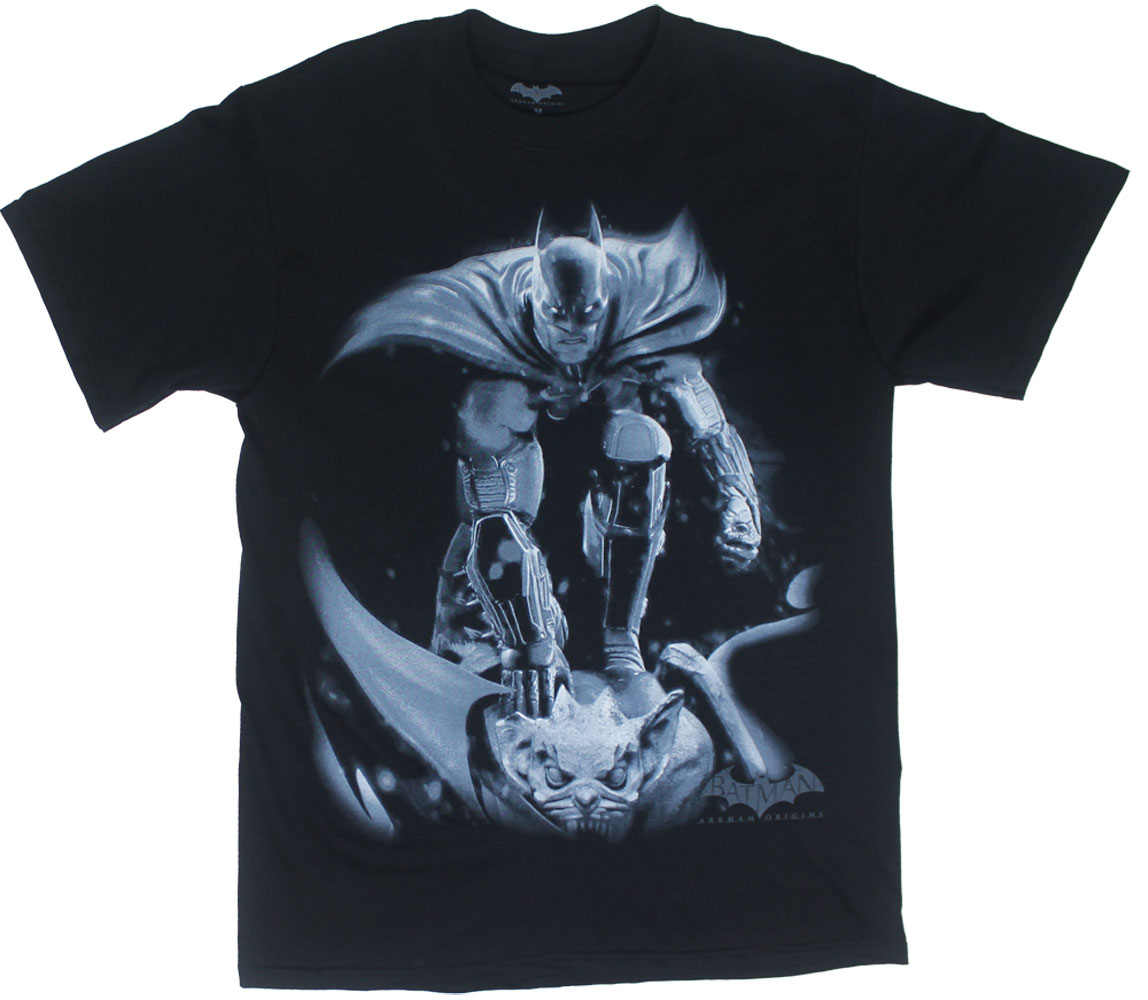 Batman - Batman Arkham Origins T-shirt