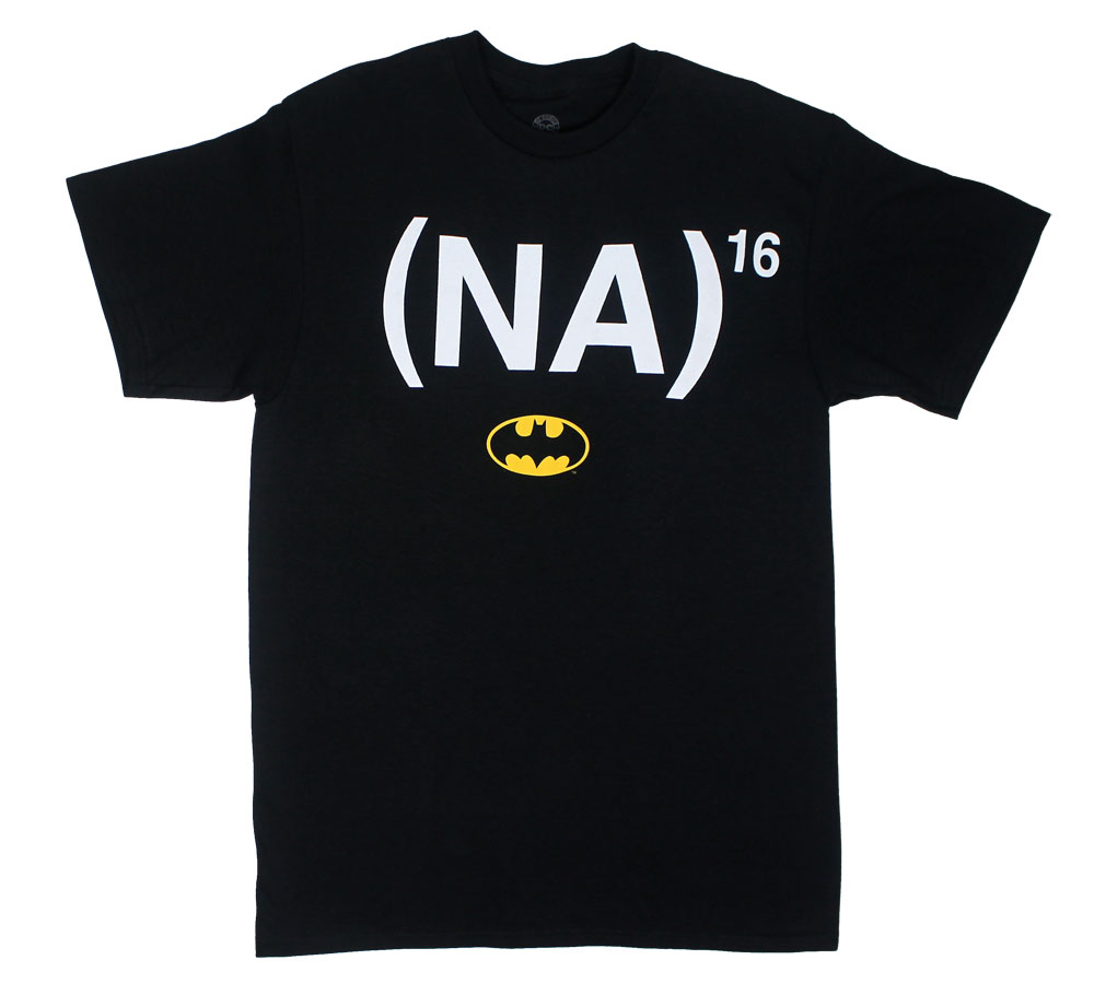 Na To The 16th Batman - DC Comics T-shirt