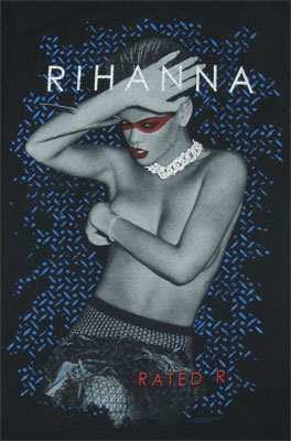 Rhianna Sheer Women's T-shirt