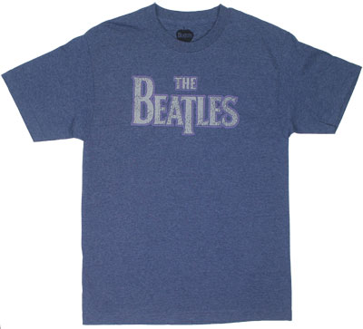 Vintage Logo - Beatles T-shirt