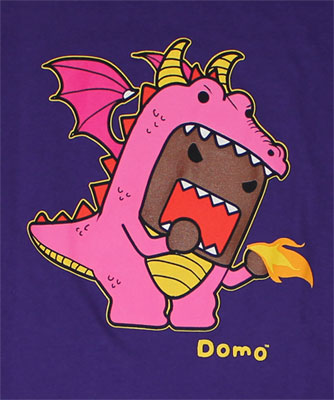 Dragon Domo - Domo-Kun Sheer Women's T-shirt