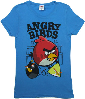 Fighters - Angry Birds Sheer Women&#039;s T-shirt