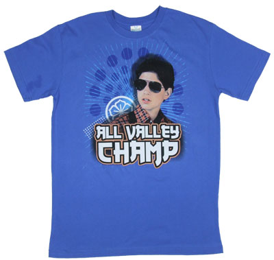 All Valley Champ - Karate Kid Sheer T-shirt