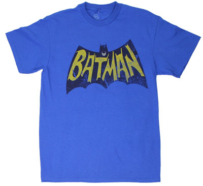 Vintage Batman Logo - DC Comics T-shirt