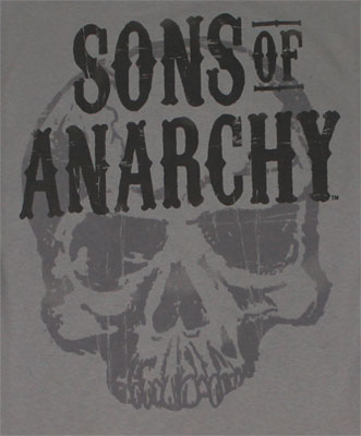 You Don't Ride You Don't Vote - Sons Of Anarchy T-shirt