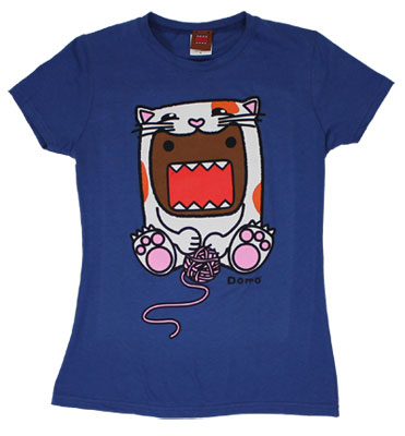 Kitty Domo - Domo-Kun Sheer Women's T-shirt