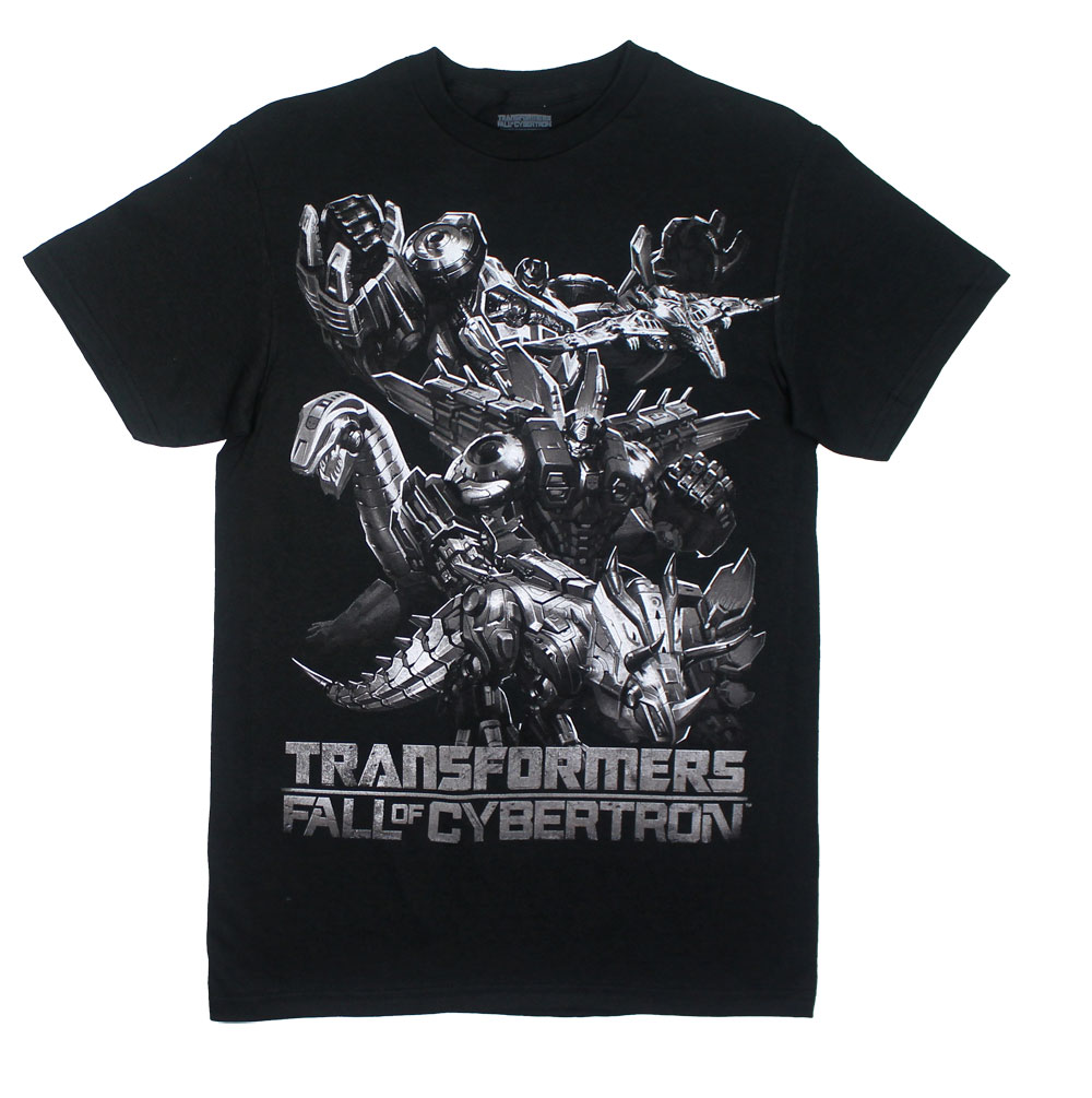 Transformers Fall Of Cybertron T-shirt