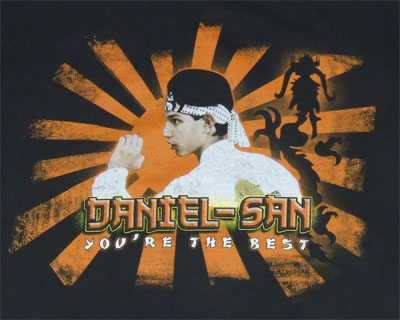 You're The Best - Karate Kid Sheer T-shirt