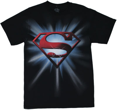Superman Eclipse - DC Comics T-shirt