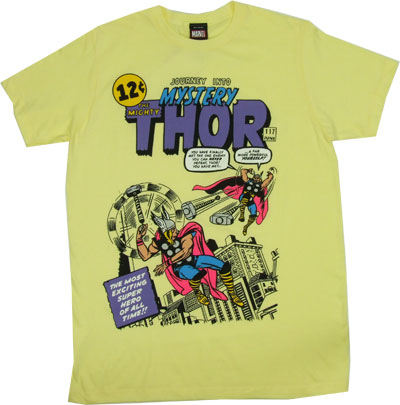 The Mighty Thor #117 - Marvel Comics Sheer T-shirt