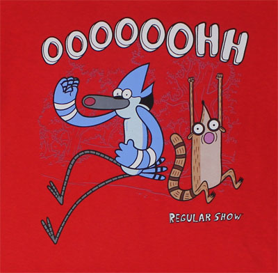Ooooohh - Regular Show Youth T-shirt