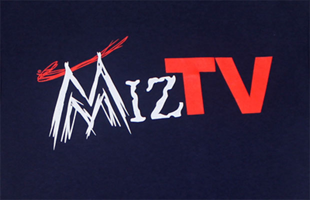 MizTV - WWE T-shirt