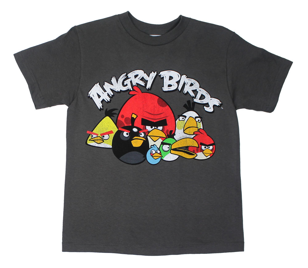 Grumbles - Angry Birds Youth T-shirt