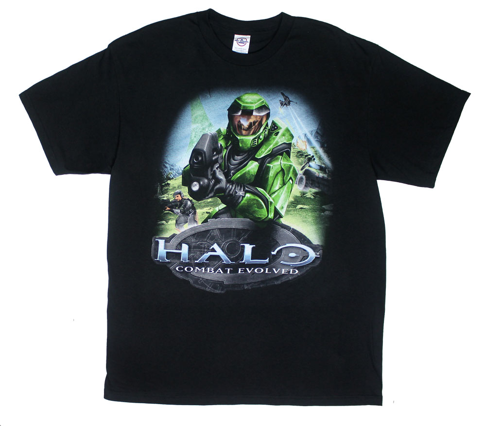 Halo Combat Evolved T-shirt