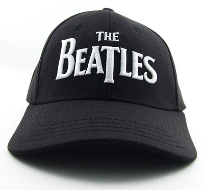 Beatles Logo - Beatles Baseball Cap