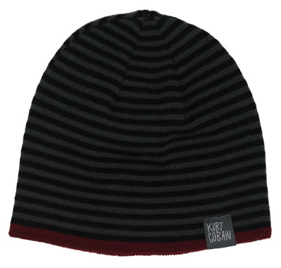 Kurt Cobain Knit Hat