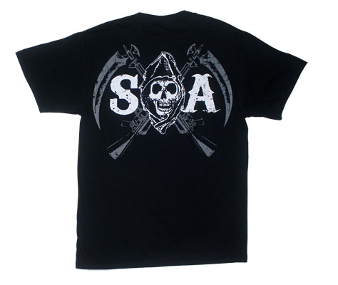 Mister Mayhem - Sons Of Anarchy T-shirt