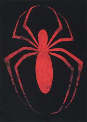 Spider-Man Logo - Marvel Comics Thermal