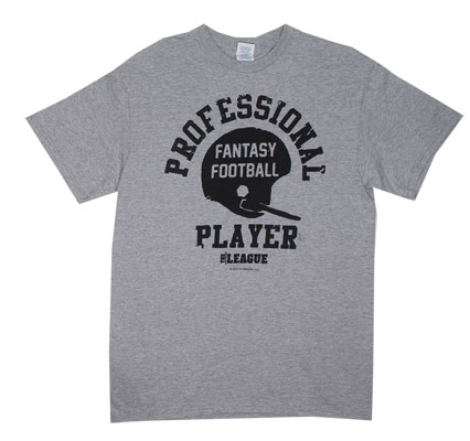 Professional Fantasy Football Player - The League T-shirt