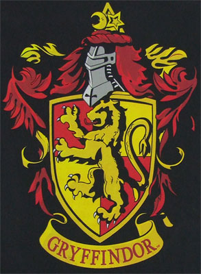 Gryffindor Crest - Harry Potter T-shirt