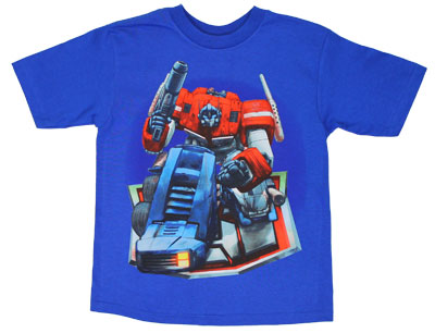 Optimus Body - Transformers Juvenile T-shirt