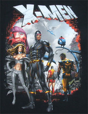 X-Men - Marvel Comics T-shirt