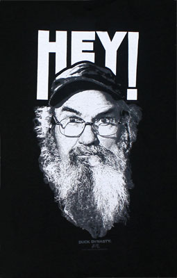 HEY! - Duck Dynasty Youth T-shirt