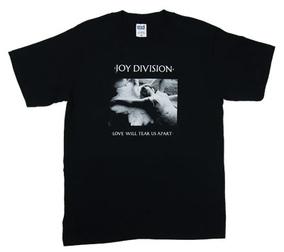 Love Will Tear Us Apart - Joy Division T-shirt