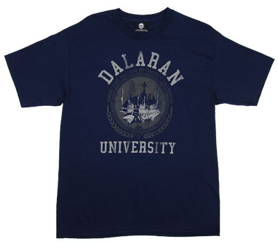 Dalaran University - World Of Warcraft T-shirt