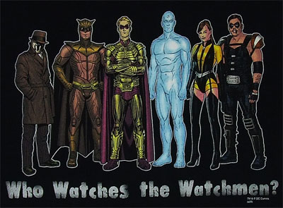 Watchmen Group - Watchmen T-shirt