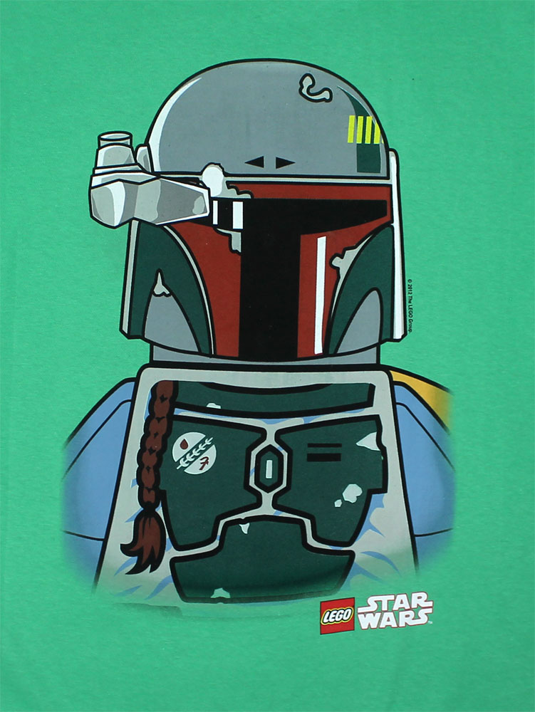Boba Fett - LEGO Star Wars Youth T-shirt