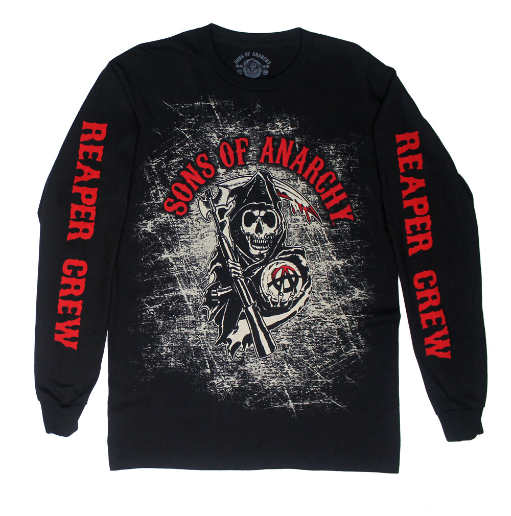 Reaper Crew - Sons Of Anarchy Long Sleeve T-shirt