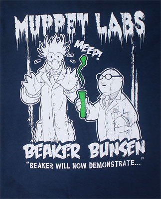 Muppet Labs - Muppets Sheer T-shirt