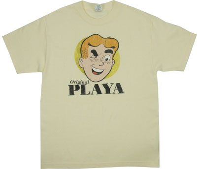 Original Playa - Archie Comics T-shirt