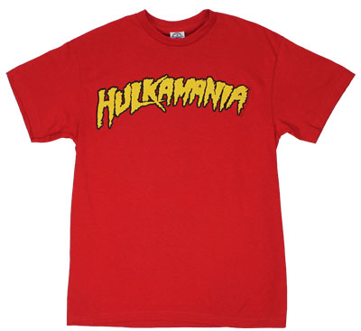 Hulkamania - Hulk Hogan T-shirt