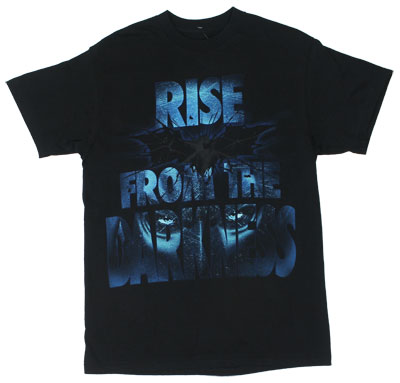Rise From The Darkness - Dark Knight Rises T-shirt