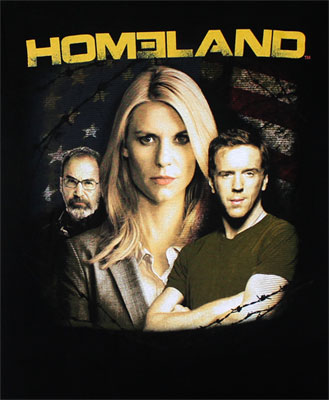Cast - Homeland T-shirt