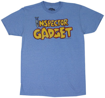 Inspector Gadget T-shirt