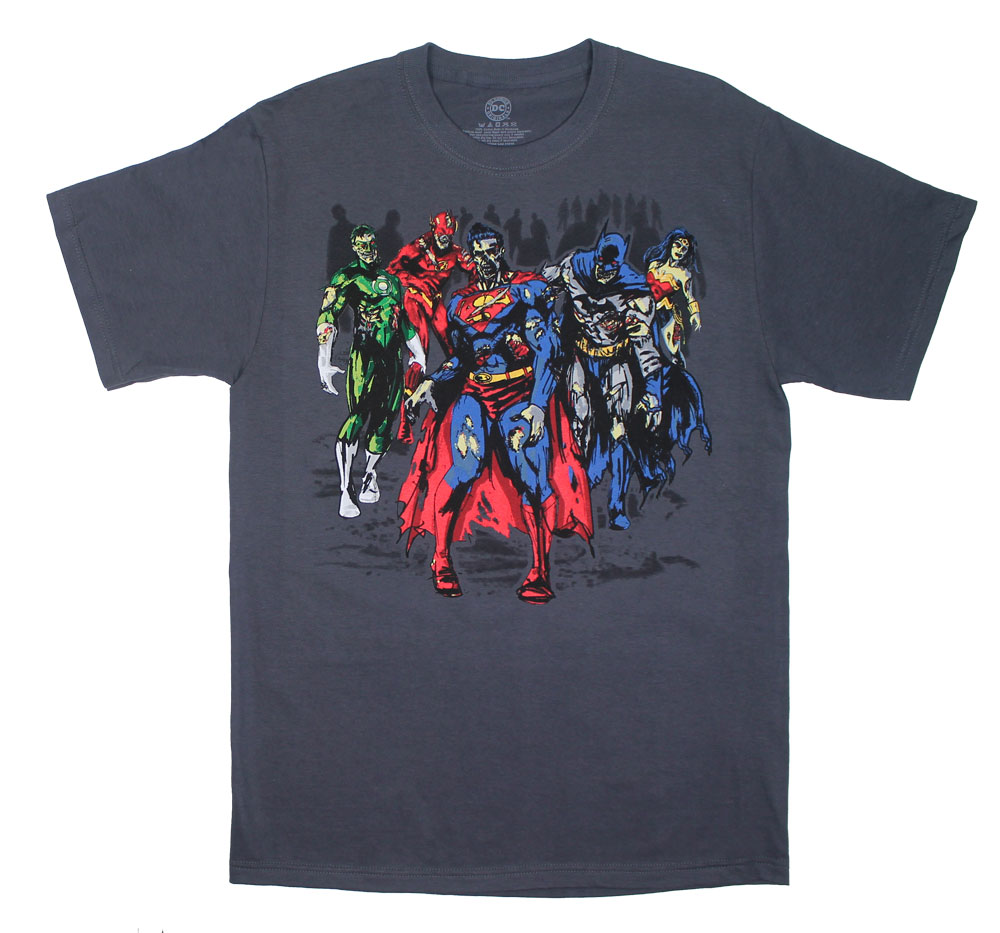 Hero Zombies - DC Comics T-shirt