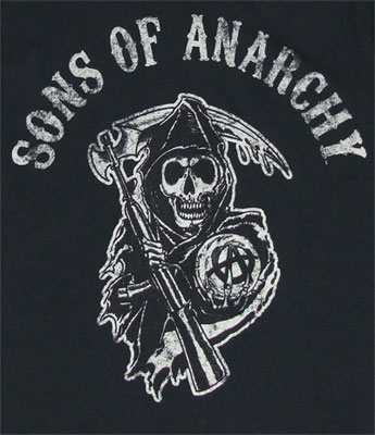 Sons Of Anarchy Long Sleeve T-shirt