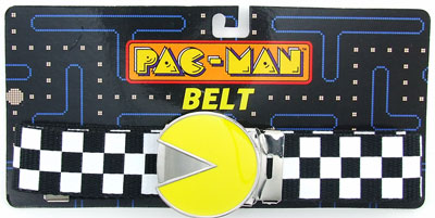 Pac-Man Checkered - Pac-Man Belt