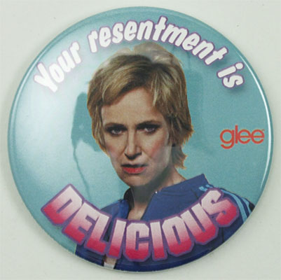Your Resentment Is Delicious - Glee Magnet