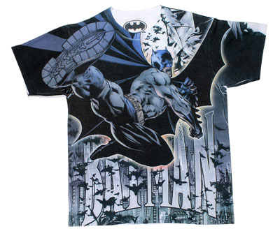 Bat Kick - DC Comics T-shirt