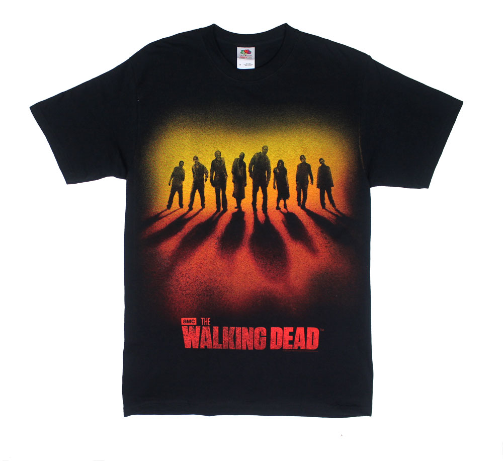 Walker Sunset - Walking Dead T-shirt