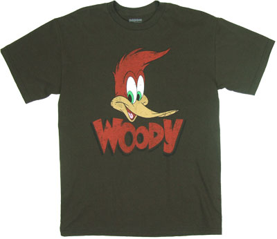 Woody - Woody Woodpecker T-shirt