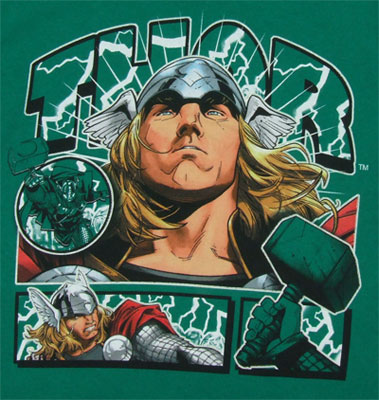 Thor - Marvel Comics Juvenile T-shirt
