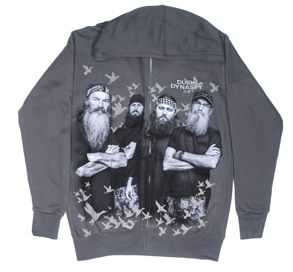 The Robertsons - Duck Dynasty Hooded Sweatshirt