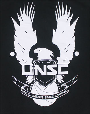 UNSC - Halo 4 Hooded Sweatshirt